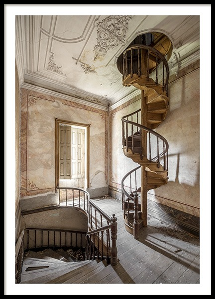 Stairway to Heaven Poster in the group Prints / Photographs at Desenio AB (10603)