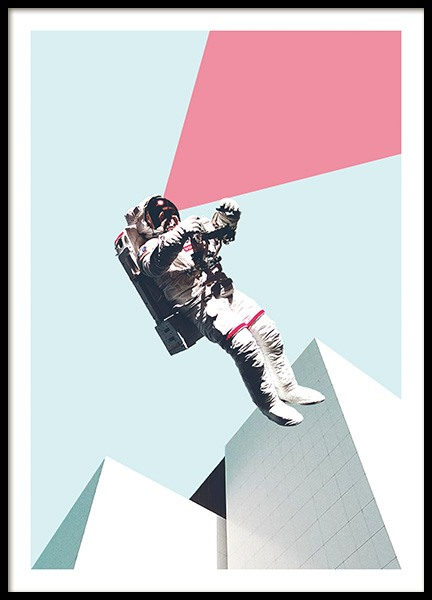 Out of This World Poster in the group Prints / Art prints at Desenio AB (11075)