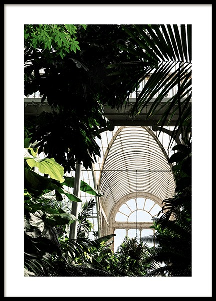 Kew Garden No2 Poster in the group Prints / Photographs at Desenio AB (11590)