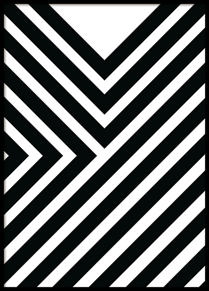 Diagonals Poster in the group Prints / Art prints at Desenio AB (11994)