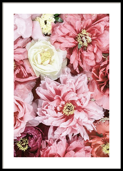Flower Dream Poster in the group Prints / Floral at Desenio AB (12111)