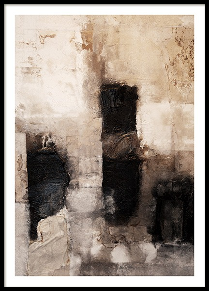 Beige Art Poster in the group Prints / Art prints at Desenio AB (13160)