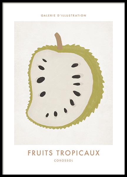 Corossol Poster