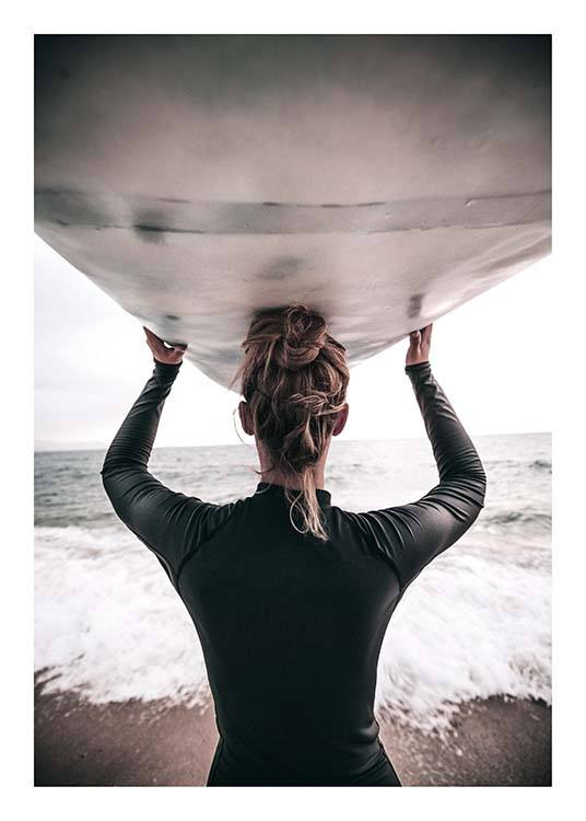 Catch The Waves  Poster / Photographs at Desenio AB (2255)