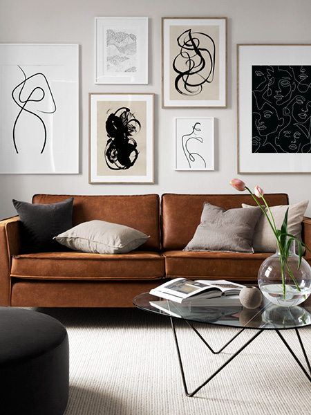 Modern art in all its forms. Art prints from Desenio.